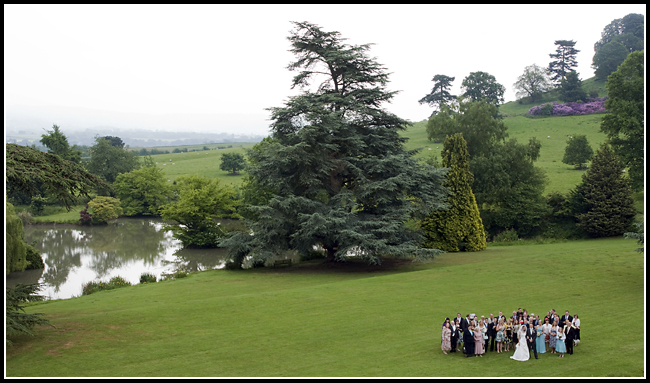 candid wedding near cheltenham