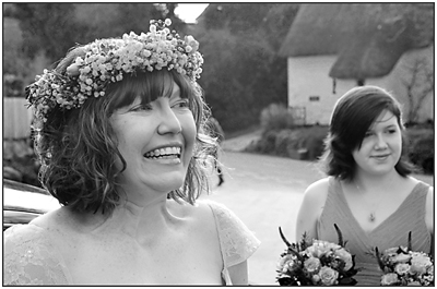 beautiful bride shropshire