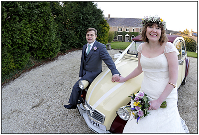 david and brenna's wedding at hinton parva