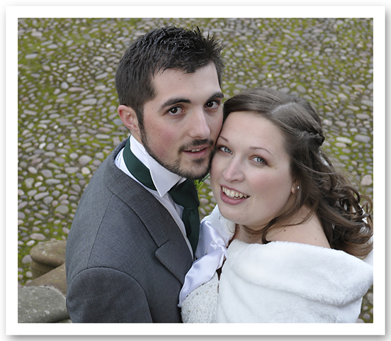 wedding photography shrewsbury castle and corbett arms uffington, shropshire